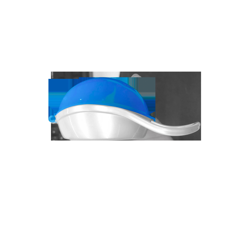 Футляр для сосок и пустышек MEPSI голубой